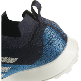 adidas TERREX Two Parley Trail-Running Shoes Men Legend Ink/Grey One/Core Blue
